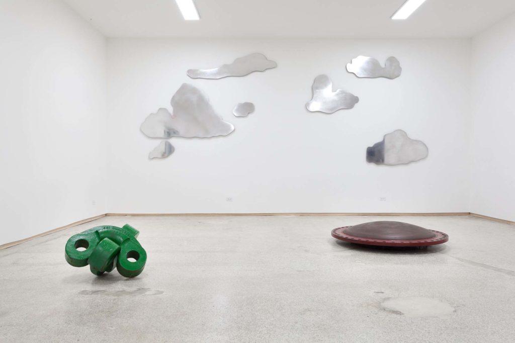 Robert Chambers, IRON OAR (installation view), 2017