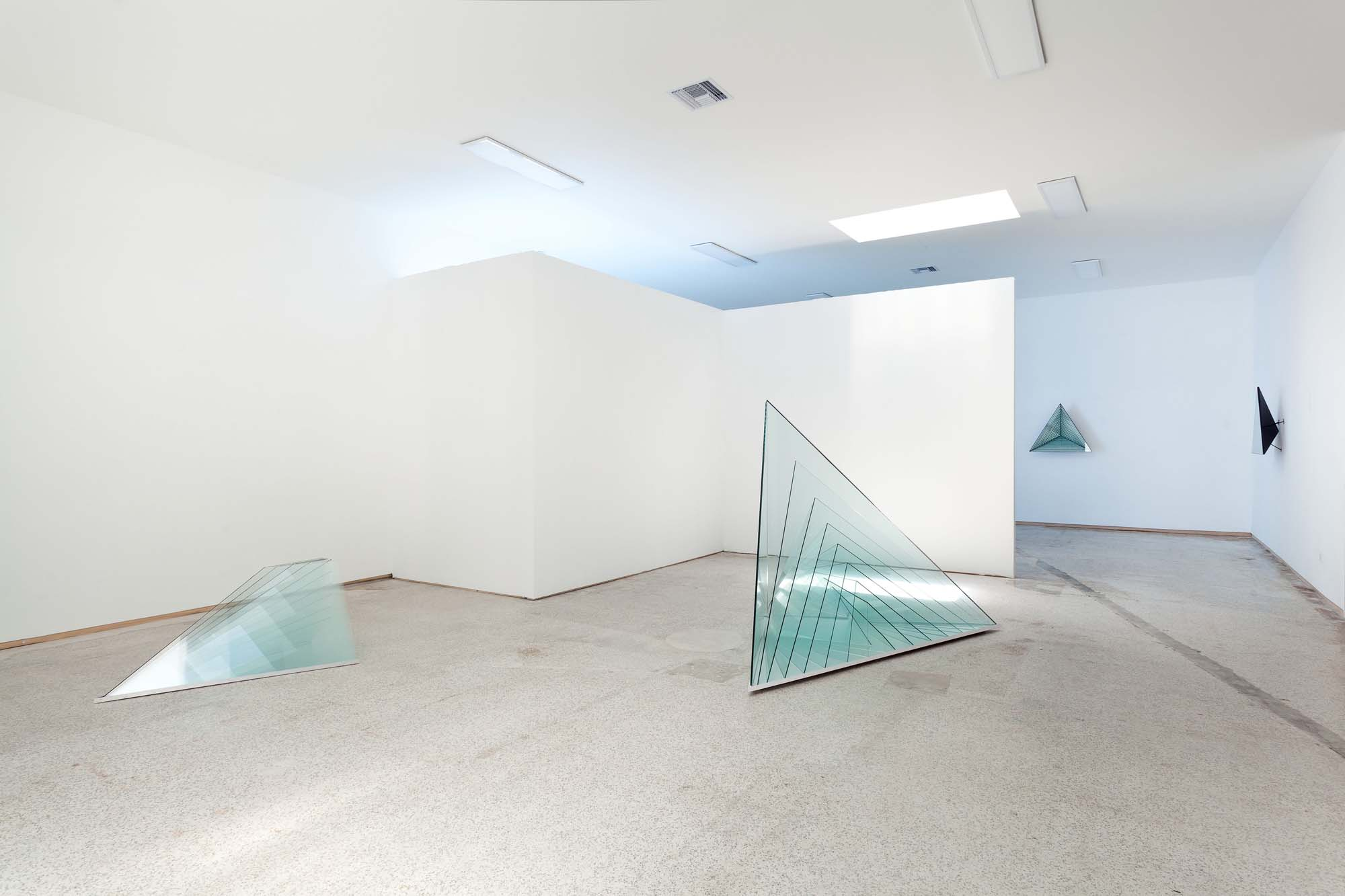 Brookhart Jonquil, Endless Light in an Endless Night (installation view), 2018
