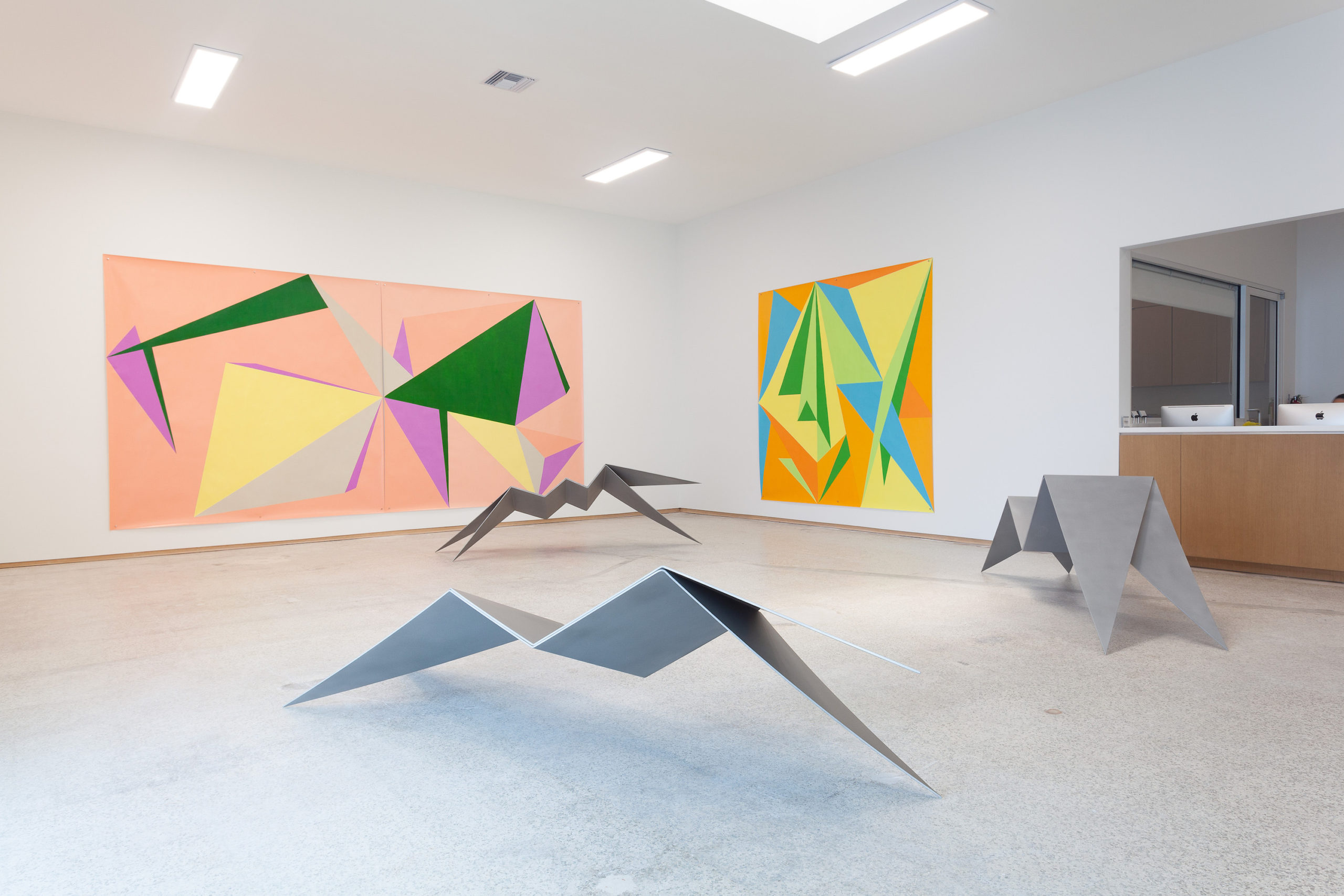 Karen Rifas, 20/20 (installation view), 2020