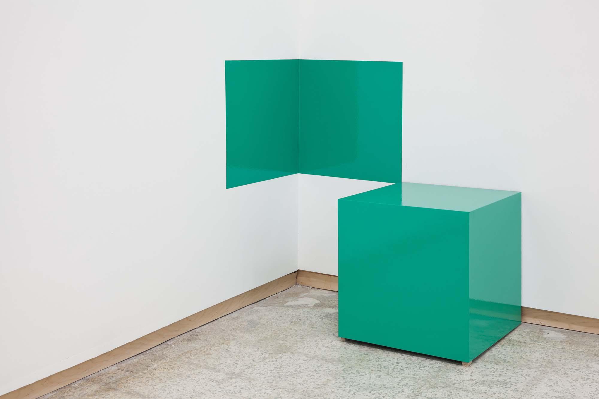 Karen Rifas, Fragment (installation view), 2019