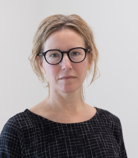 Jenny Brillhart Artist Portrait, 2021