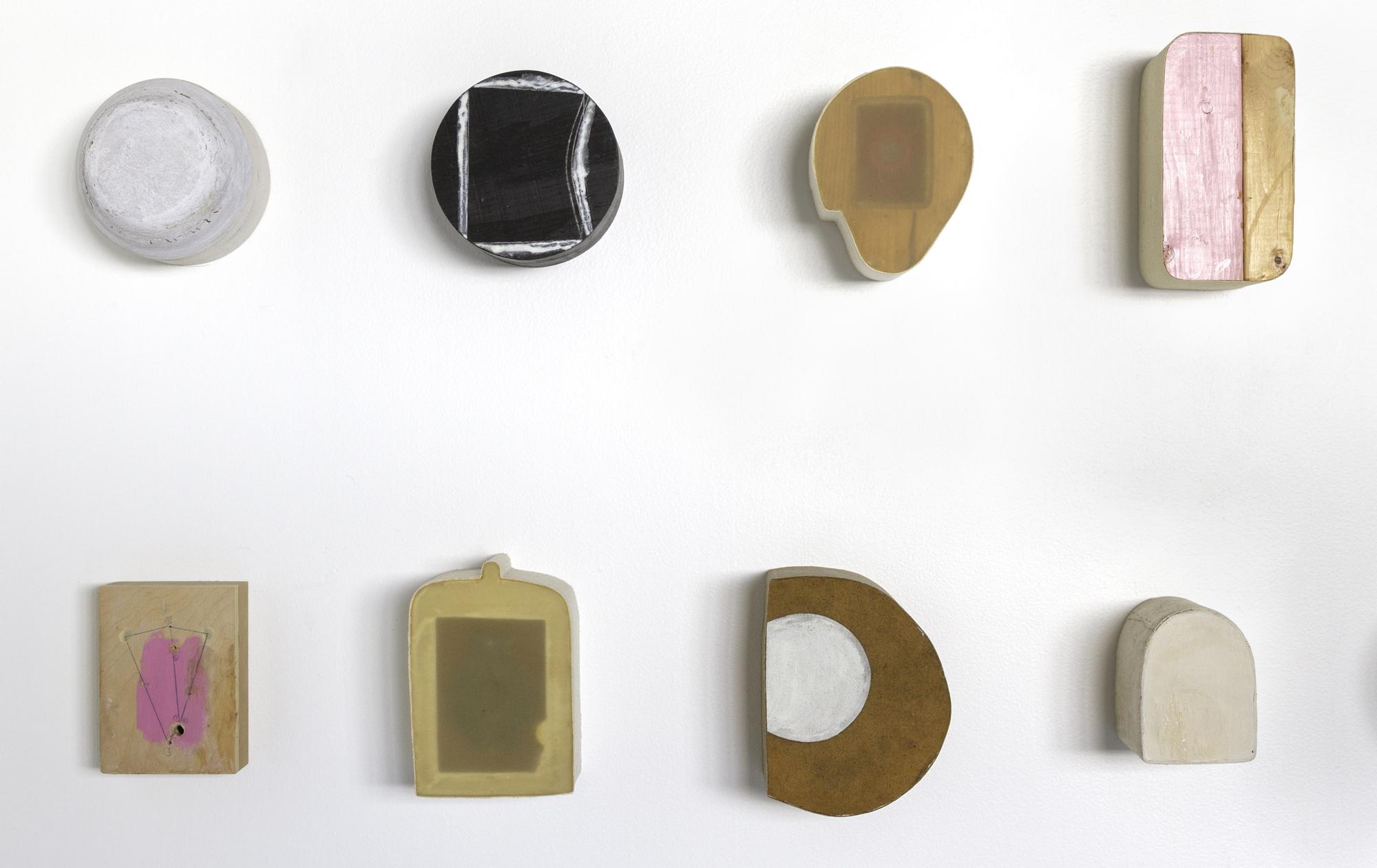 Robert Thiele, Installation view, Museum of Art, DeLand, FL, 2019
