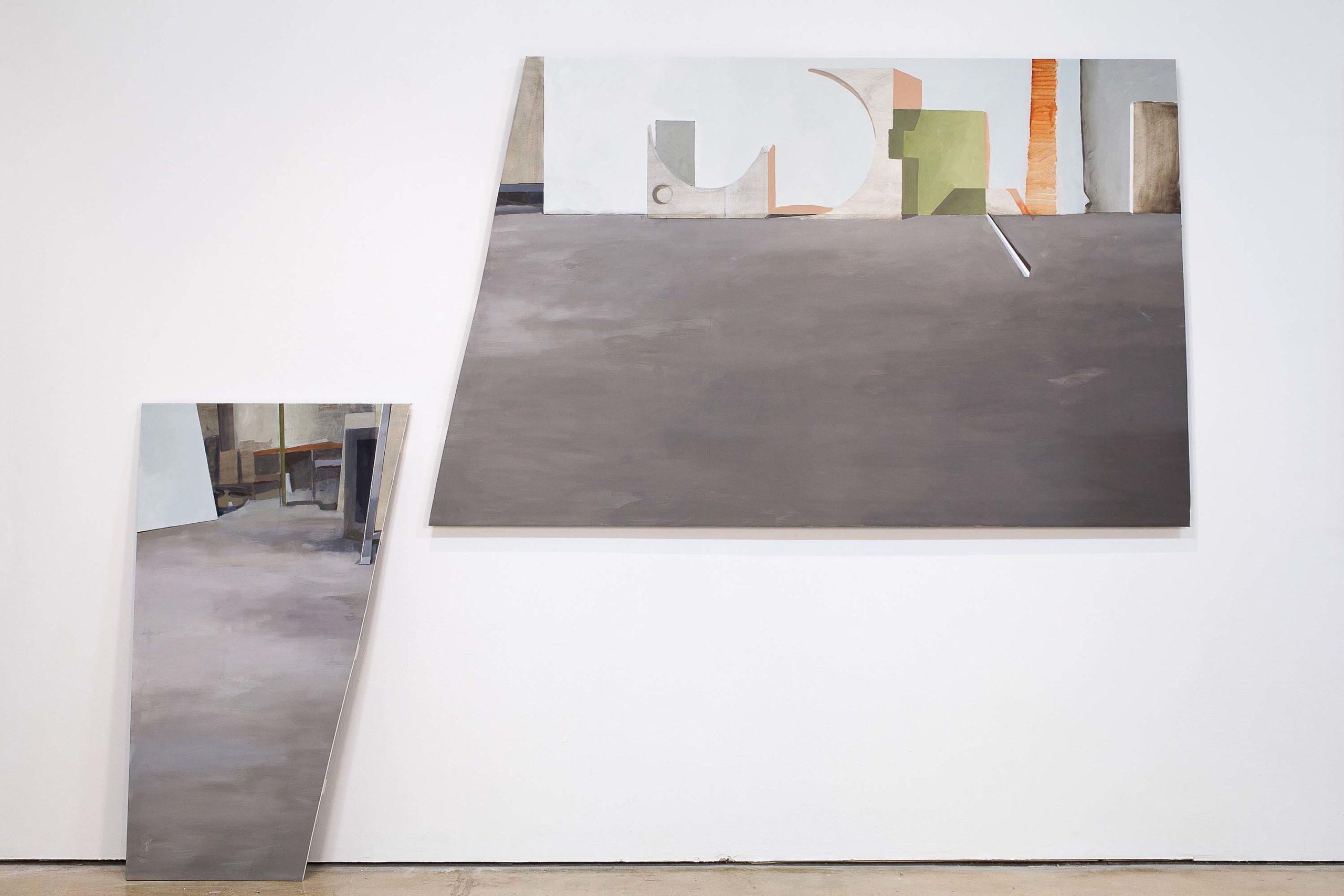 Jenny Brillhart, Breadboard, 2014