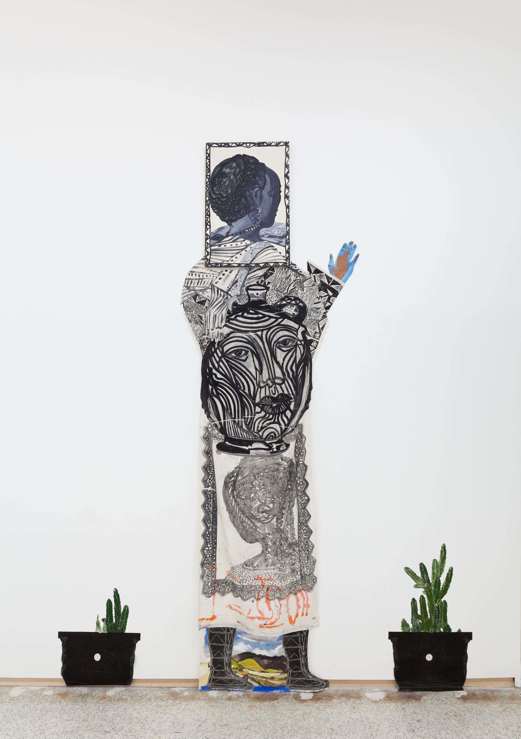 Paula Wilson, Sightseer, 2017