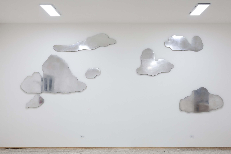 Robert Chambers, Ryoanji Sky Mural 2, 2006