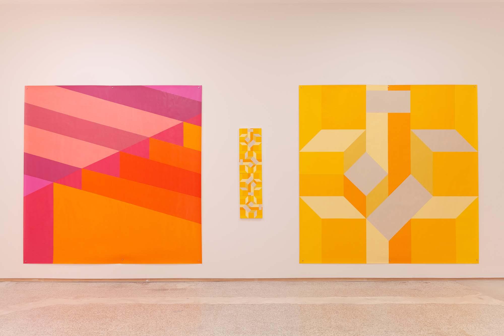 Karen Rifas: 20/20 installation shot