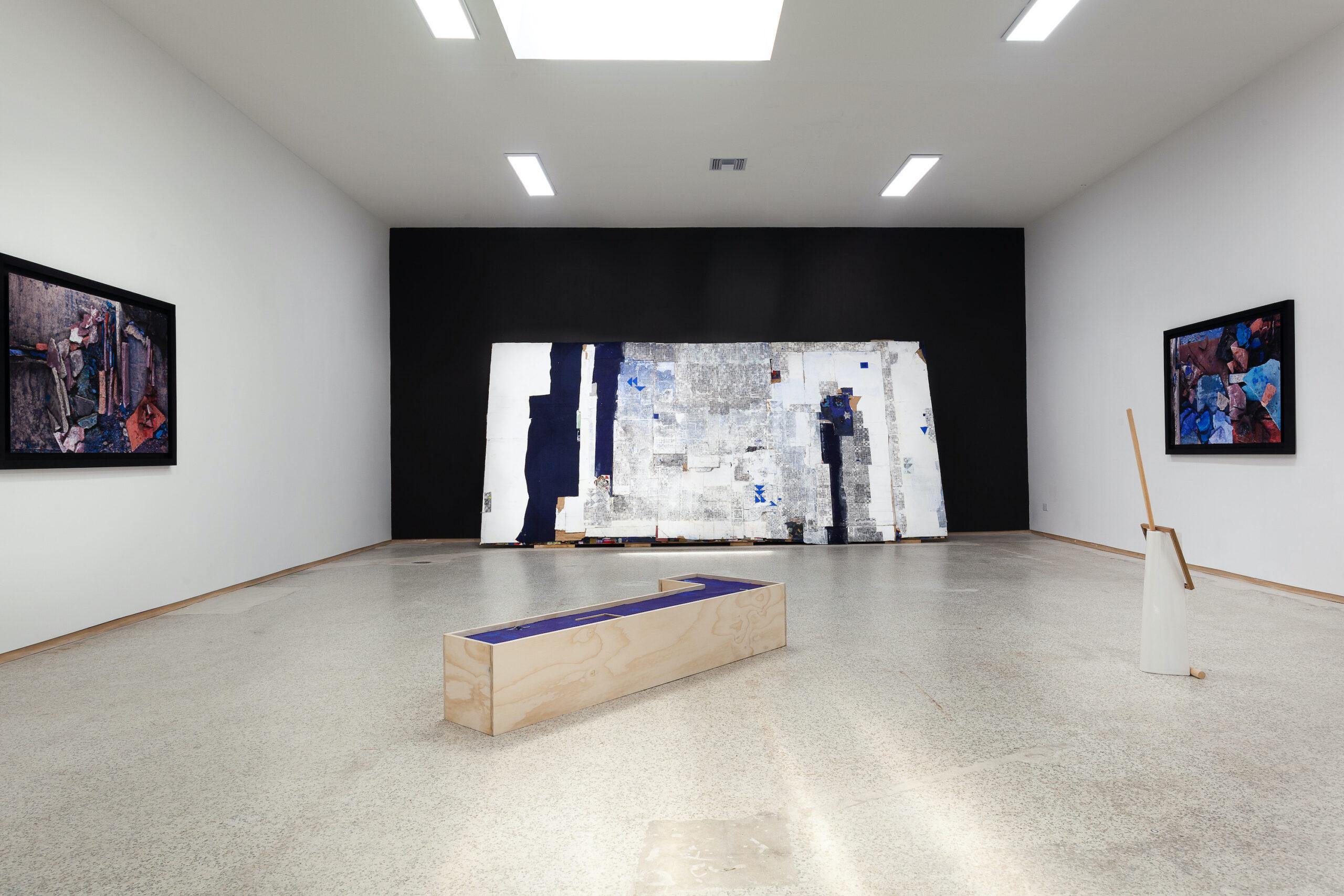 Yanira Collado, Fragment (installation view), Emerson Dorsch, 2019