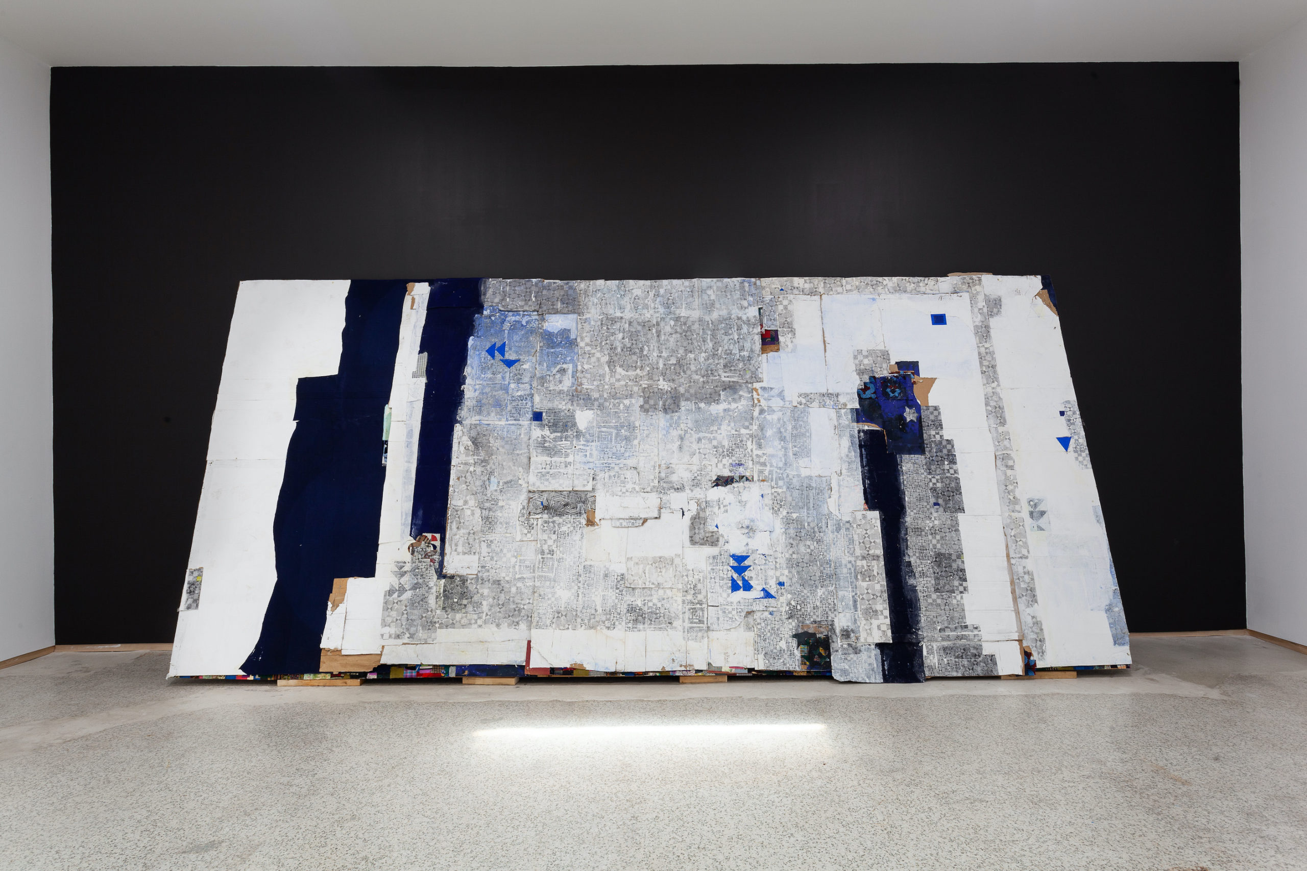 Yanira Collado, Untitled/sumando lineas, 2019