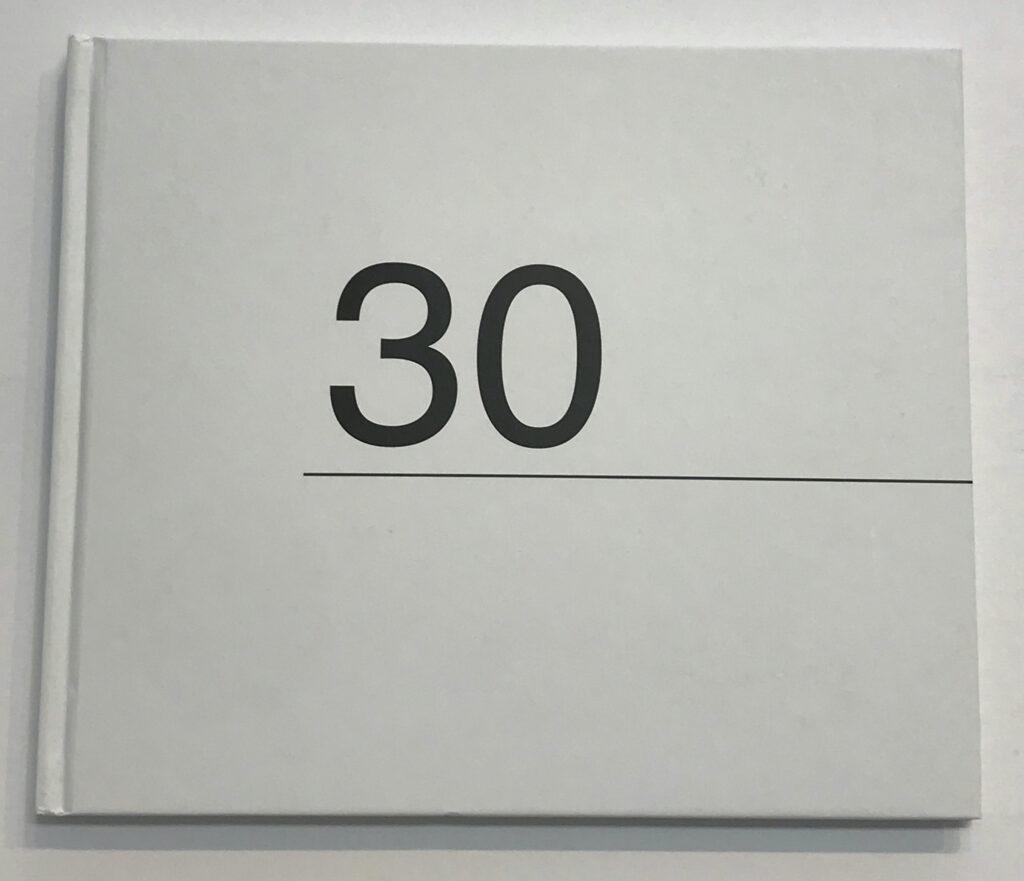 Robert Thiele, 30 Exhibition Catalog