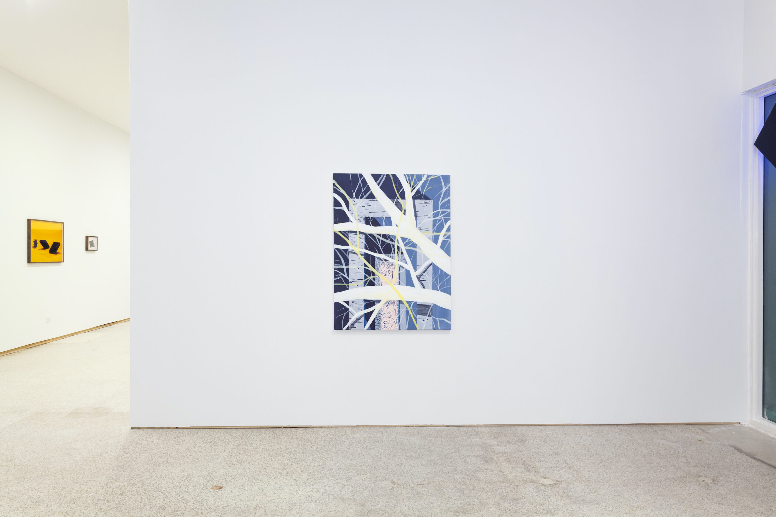 Ernesto Gutiérrez Moya, Untitled, 2020, Oil on canvas, 48 x 36 inches