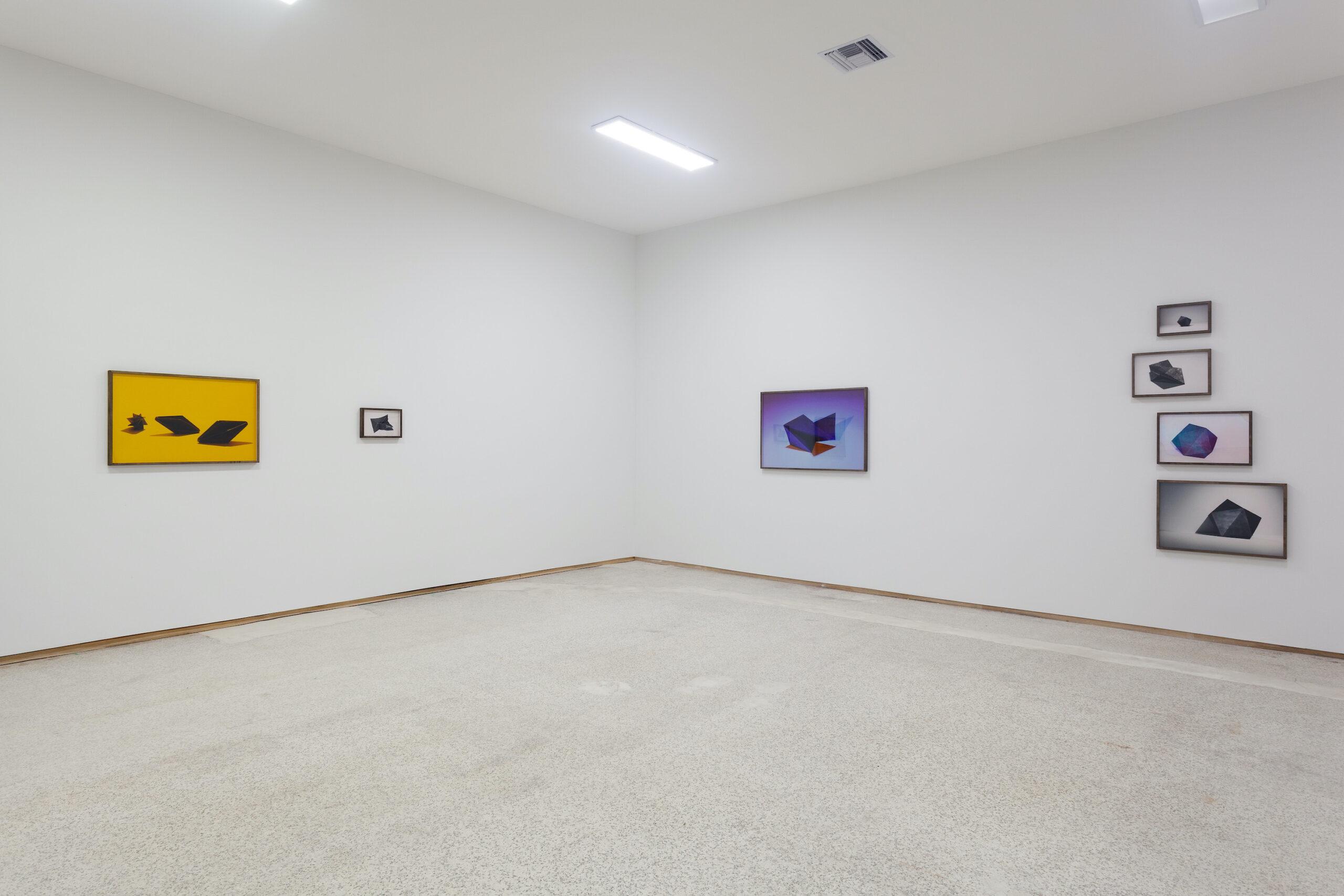Felecia Chizuko Carlisle, Patterns of Interference (installation view), 2021