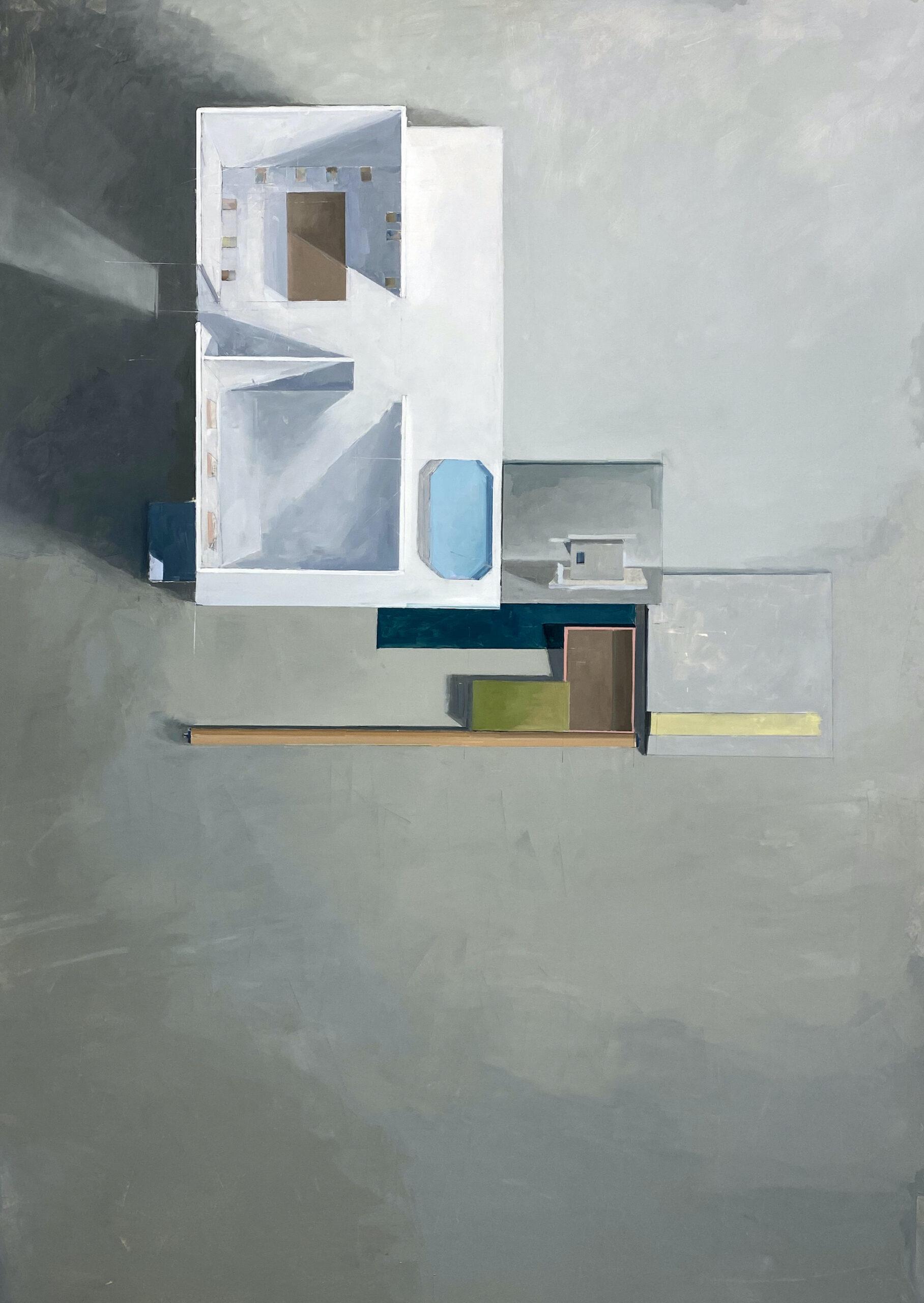 Jenny Brillhart, Inklings, 2021