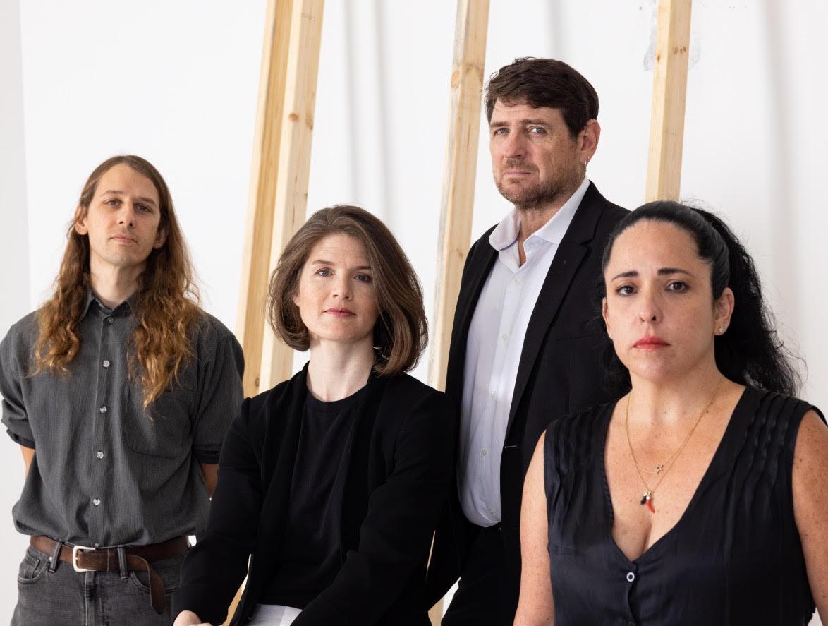 Left to Right: Doug Weber, Tyler Emerson-Dorsch, Brook Dorsch, Ibett Yanez