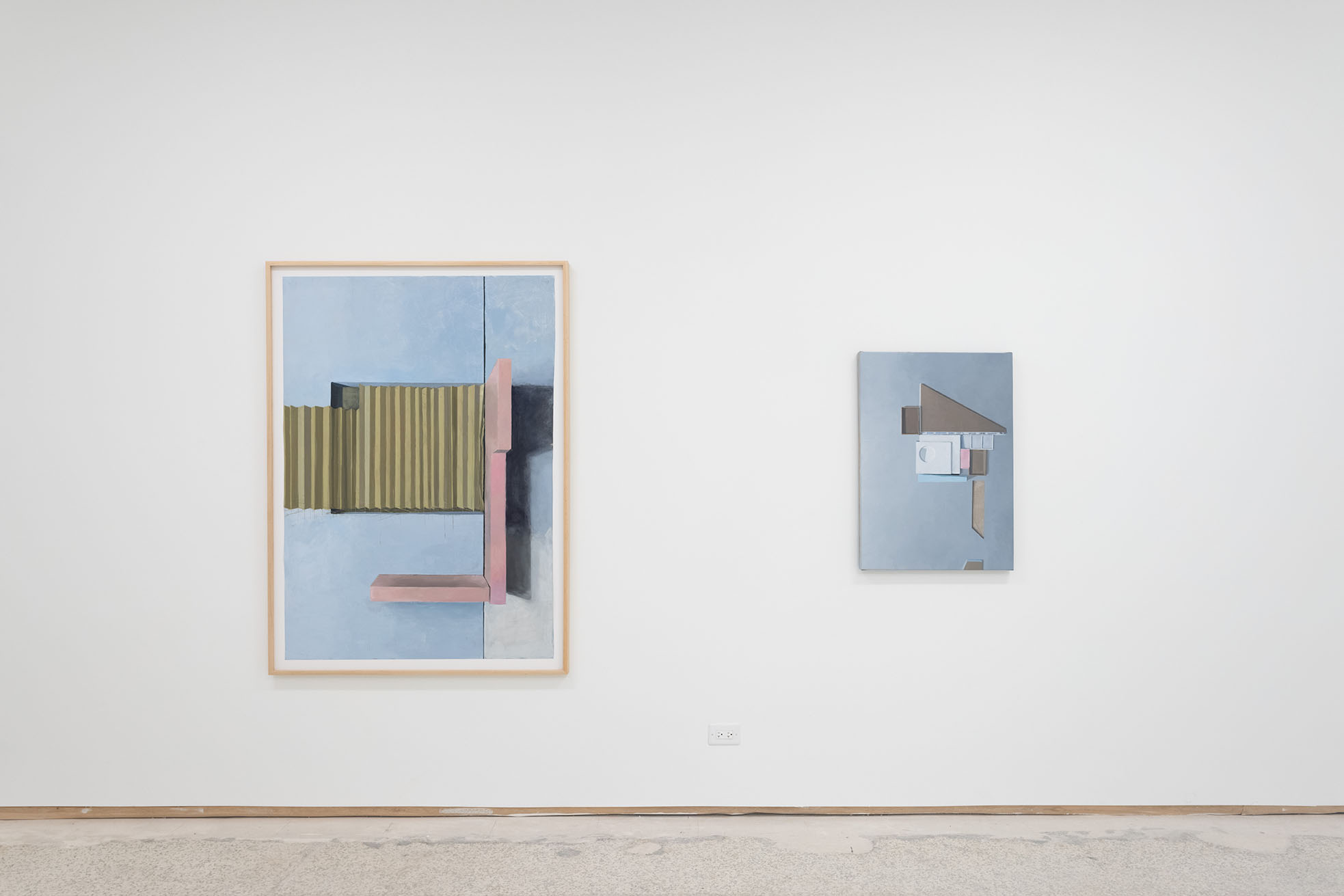 Jenny Brillhart_Emerson Dorsch Gallery_Housekeeping_2021