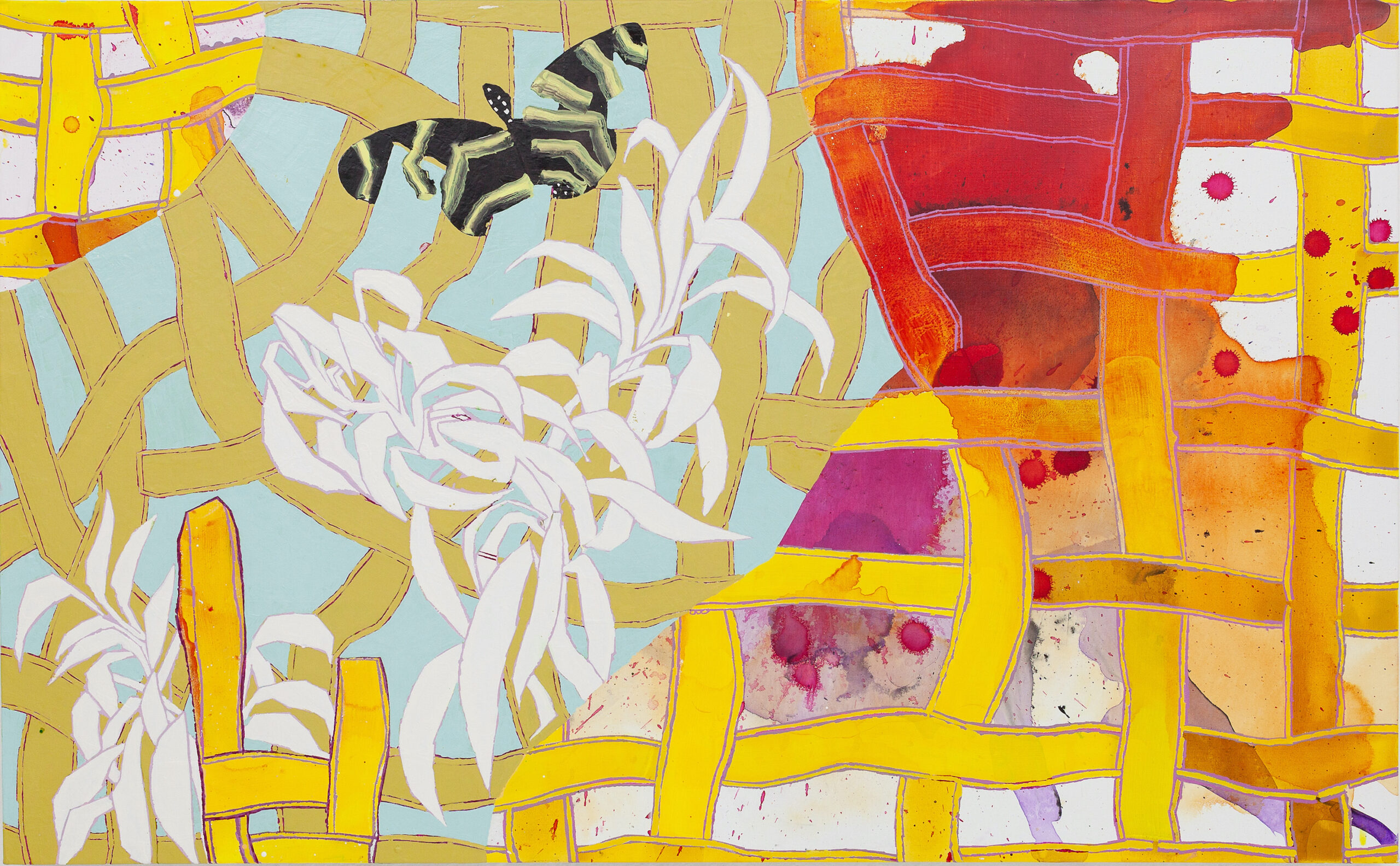 Elisabeth Condon, Butterfly, 2020