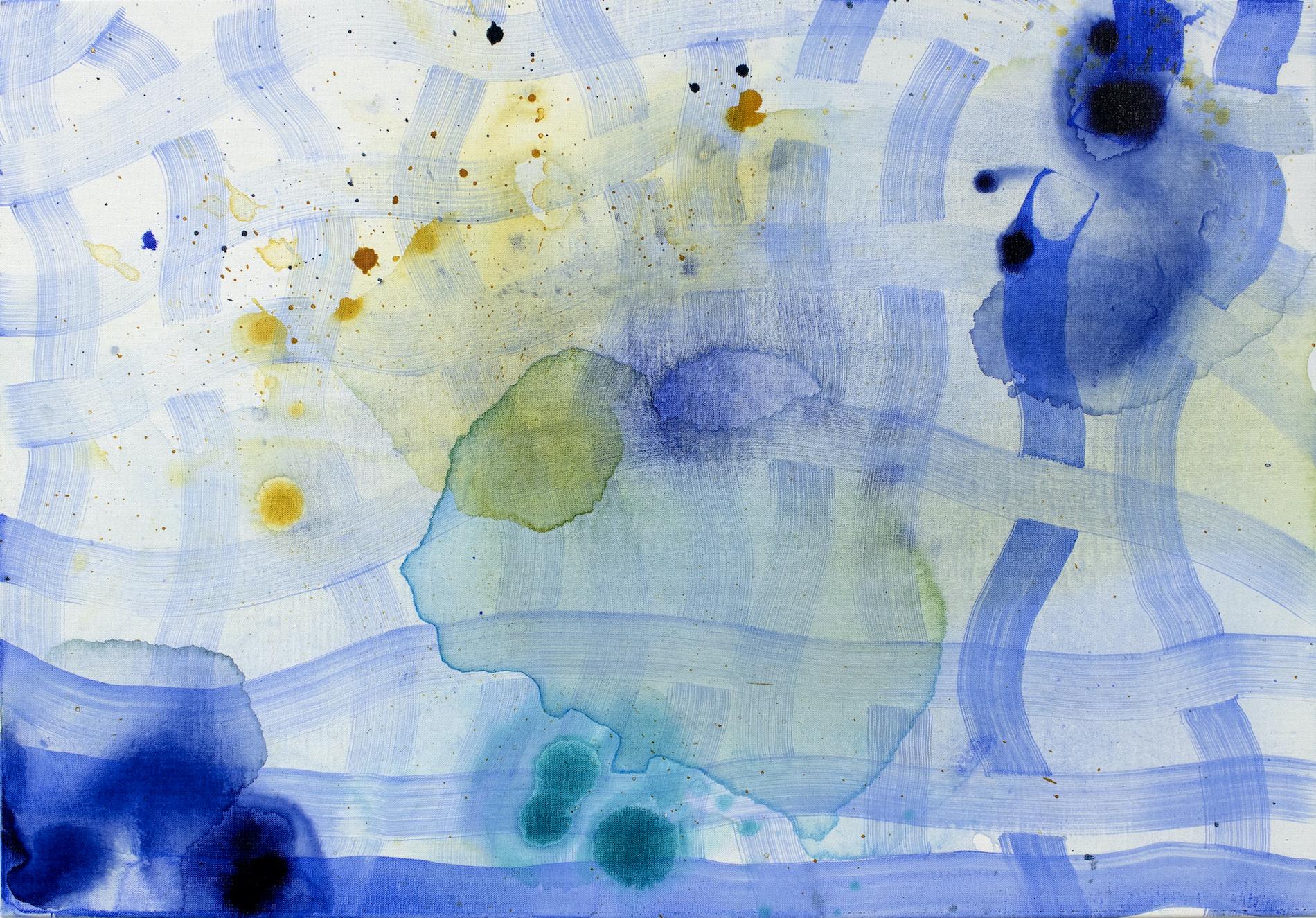 Elisabeth Condon, Blue Landing, 2021