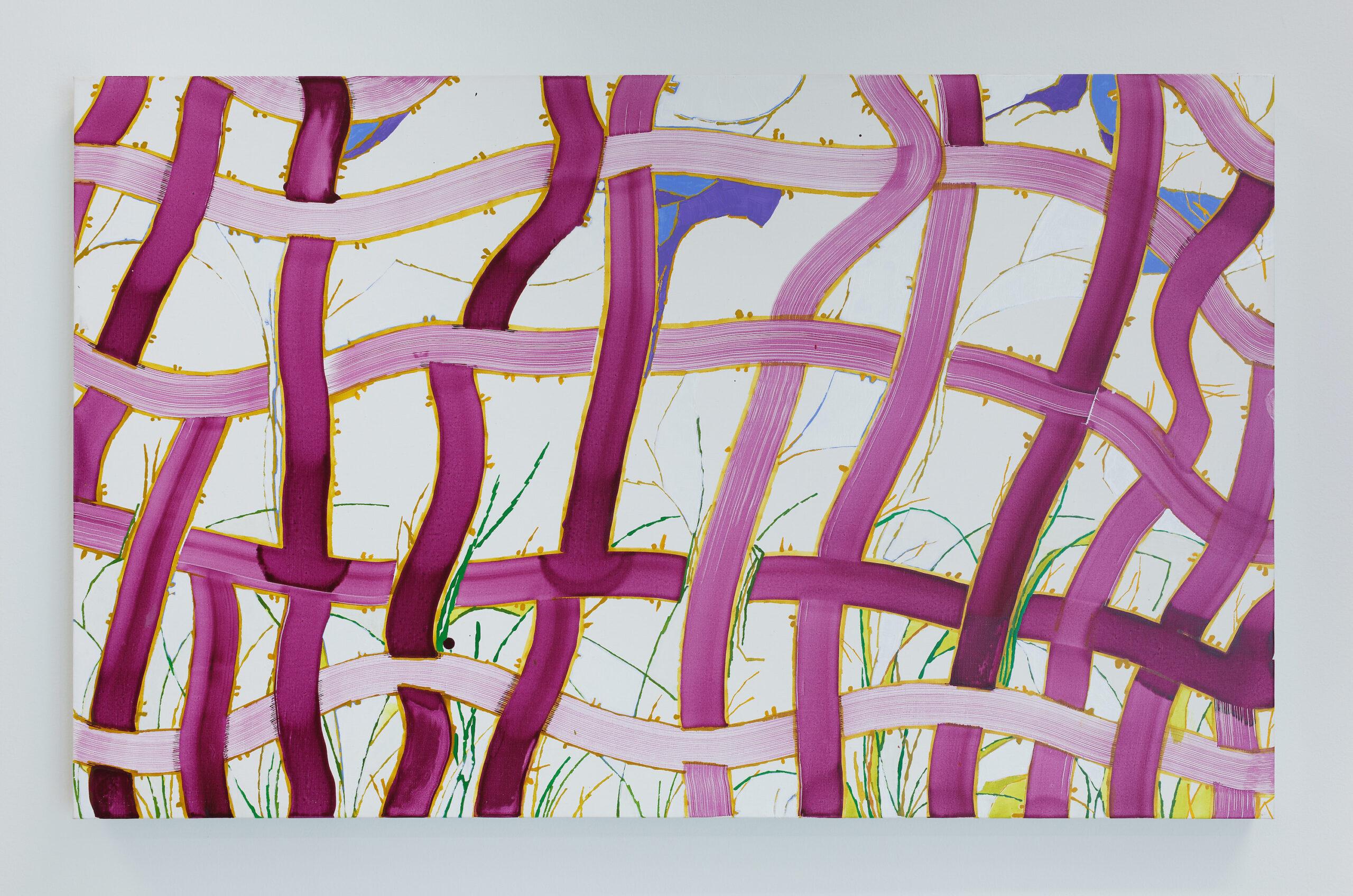 Elisabeth Condon, Spring Weeds, 2021
