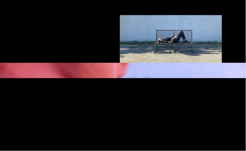 GeoVanna Gonzalez, Exotic Naps (video still), 2020