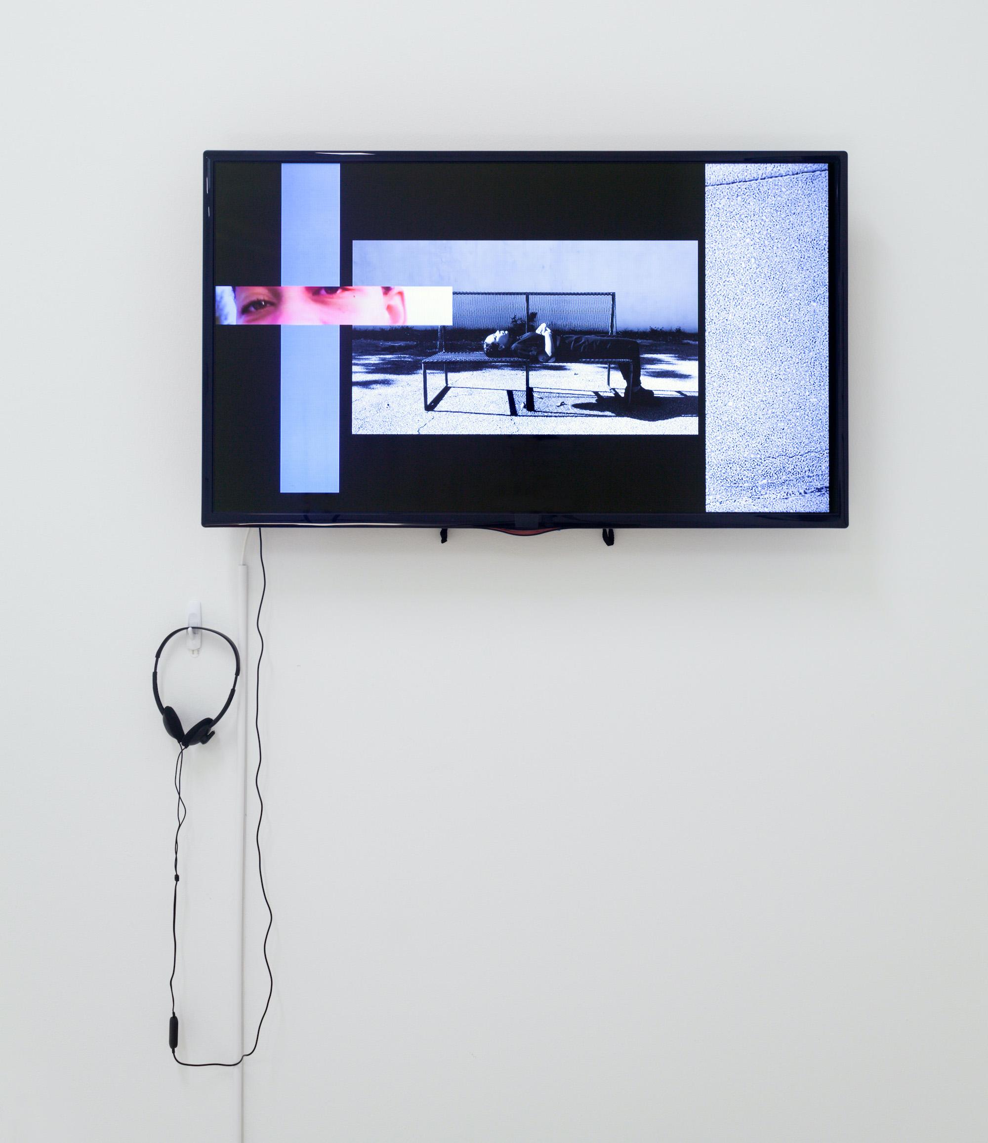 GeoVanna Gonzalez, Exotic Naps, 2020, Digital video with sound, 3:59 duration, Emerson Dorsch, Miami FL (1)