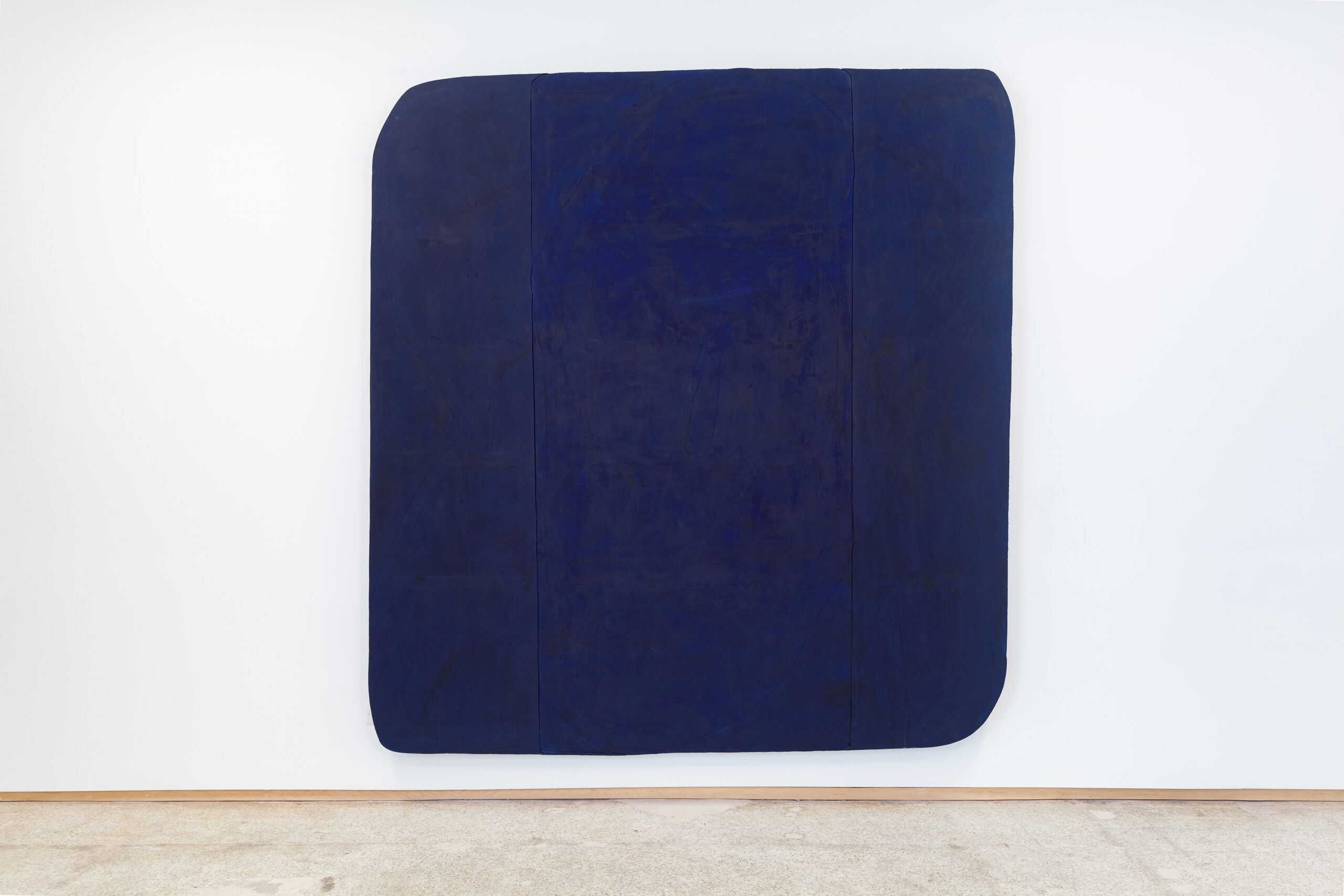 Robert Thiele, Untitled (Blue), 1999