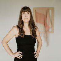 Frances Trombly. Photo by Zura Lagarde