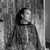 Paula Wilson, portrait